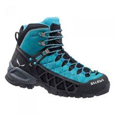 Bottes de randonnée Salewa Alp Flow Mid GTX pour femmes
