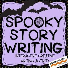Your students will love this fun and engaging creative writing activity that will have them rolling story element dice (setting, character, obstacle, and a story starter) to create a random set of story components. Once students have their story components, they'll plan and write a spooky story as they combine each element into an entertaining writing piece. FREE