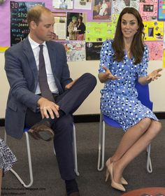"hrhduchesskate:  ""Heads Together"" Campaign at Stewards Academy, Harlow, Essex, September 16, 2016-Duke and Duchess of Cambridge"