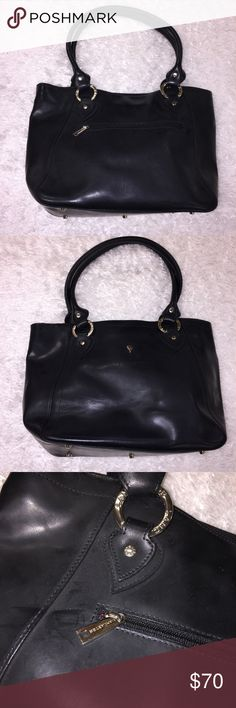 "Lancaster Paris Purse Good condition, gently used. 12"" by 10"". Feel free to ask any questions, no trades/model photos sorry. Offers thru offer button only! Items ship same day M-F if purchased before 2pm PST! :) xx Lancaster Bags"