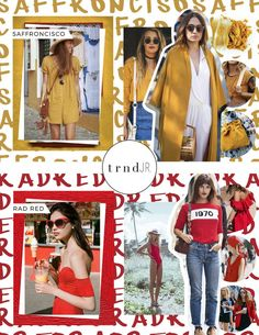 Nice trndJR. Spring/Summer 2018 Trend Book... Trends SS2018 Check more at http://fashionie.top/pin/25210/