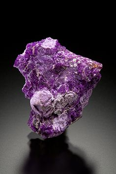 Sugilite NEW Wessels Mine Hotazel, Kalahari Manganese Fields, Northern Cape Province South Africa 2.4 x 2.1 x 0.9 cm