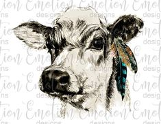 Heifer with feathers cow PNG, instantaneous obtain, Sublimation Graphics, Clipart The Handmade Heifer Cow Png, Primitive Labels, Cow Clipart, Cow Drawing, Sunflower Png, Silhouette Cameo Projects, Custom Tumblers, Clip Art, Cows