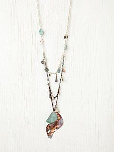 Musk Necklace - free people