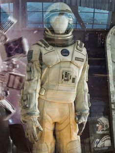 Interstellar Space Suit Costume - Pics about space
