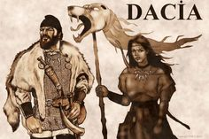 Illustrations of Dacia, Thracia & Phrygia Image Salvage) - Forum - DakkaDakka European History, Ancient History, Witchy Wallpaper, Tribal Images, Anul Nou, Knife Art, 2017 Images, Black Sea, Archaeology