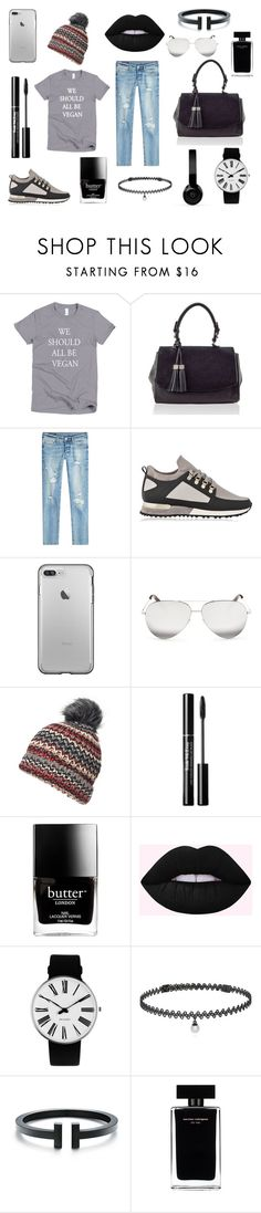 """All Black Everything"" by eightyeight-88 ❤ liked on Polyvore featuring True Religion, MALLET, Victoria Beckham, Dorothy Perkins, Butter London, Rosendahl, BERRICLE, Tiffany & Co., Narciso Rodriguez and Beats by Dr. Dre"