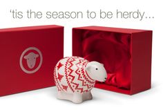 The Herdy Company - Shop - New - Christmas jumper herdy
