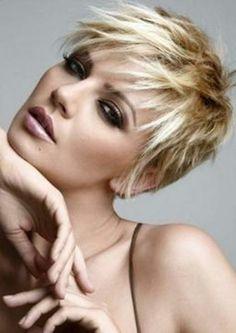 Short Blonde Hairstyles 2013