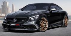 Brabus 850 6.0 Biturbo Coupe > Constructeur : Mercedes - Supercharged