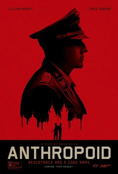 Bon Film A Voir. Based on the extraordinary true story of Operation Anthropoid, the WWII mission to assassinate SS General Reinhard Heydrich, the main architect behind the Final Solution and the Reich's third in command after Hitler and Himmler. Films Hd, Hd Movies, Movies Online, Movies And Tv Shows, Movie Tv, 2016 Movies, Movie Theater, Theatre, Cillian Murphy