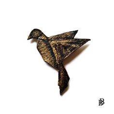 bird brooch - Bibi's Magic World