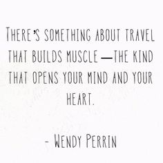 Couldnt agree more with this great quote from...  Instagram travelquote