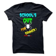SCHOOLS OUT FOR SUMMER T Shirt, Hoodie, Sweatshirt