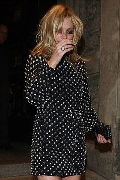 Kate Moss in Marc Jacobs
