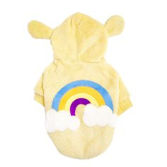 One Tail Four Paws One Tail Four Paws Rainbow Bear Ears Hoodie -- Find out more about the great product at the image link.