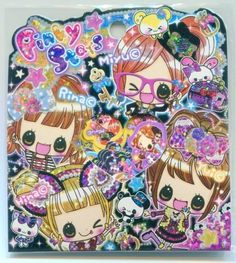 Size of sticker bag: 9.5cm x 10.4cm. It usually takes around 1 to 2 weeks to arrive at most countries in the world.