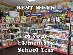 Best elementary school week ever!