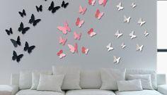 Décorer une chambre d'enfant ? Changer une cuisine ? Egayer un salon ? Vous êtes fan de décoration et vous ne manquez aucune tendance ? Notre offre du jour est faite pour vous ! Découvrez les stickers muraux 3D qui vont redonner un tout nouveau style à votre intérieur !    En vinyl adhésif repositionnable, vous pouvez les retirer de ...... Les Stickers, Decoration, Decorating Your Home, Sweet Home, 3d, Inspiration, Home Decor, Style, Hobby Lobby Bedroom