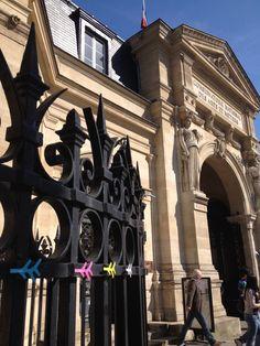 Le concept Flocoon Legrand au Cnam à Paris lors du Festival international du numérique #Paris #France #Cnam #Innovation #design