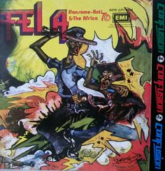 Fela Ransome-Kuti & Africa 70 - Confusion