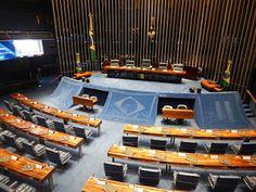 Plenário do Senado Federal. #viajarcorrendo #brasília #bsb #turismo #viagem #torredetv #congresso #palaciodoplanalto