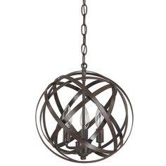 Found it at Wayfair.ca - Dorota 3 Light Globe Pendant