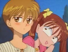 Akito and Sana 90 Anime, Anime Love, Anime Art, Aesthetic Anime, Japanese Aesthetic, Boku No Pico, Kodomo No Jikan, Alice Academy, Kodomo No Omocha