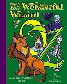 The Wonderful Wizard of Oz: A Commemorative Pop-Up #edwardsville #glencarbon #shoplocal #indiebookstore #ChristmasIsComing!
