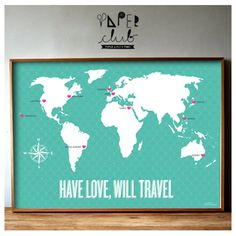 Heima Have Love, Will Travel Teal