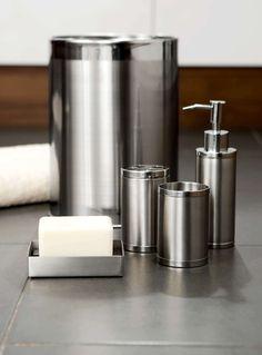 Les accessoires en inox - Accessoires de salle de bains   Simons