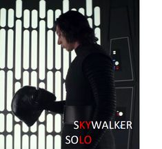 Ben Solo will be redeemed in Episode IX because the name he's chosen shows he is still part of the Skywalker/Solo family.