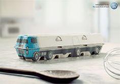 Volkswagen: Eggs | Ads of the World™