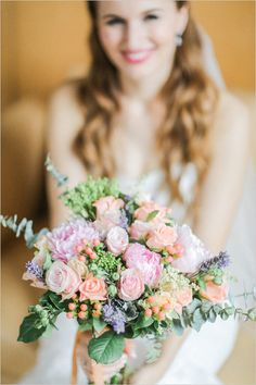 Bridal bouquet by Milene Styling and Event Planner @weddingchicks