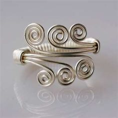 Wire ring ideas