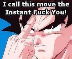 Goku meme. DBZ memes