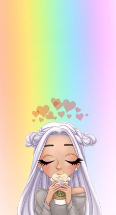 🥰🥰 ——————————————————— These wallpapers were made by me, since I did not find any that completely fascinated me . I hope you like it Clouds Wallpaper Iphone, Emoji Wallpaper, Kawaii Wallpaper, Cute Wallpaper Backgrounds, Phone Backgrounds, Wallpaper Pictures, Wallpaper Quotes, Ariana Grande Anime, Ariana Grande Drawings