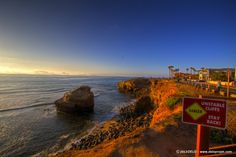 Sunset Cliffs, San Diego