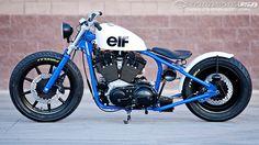 DP Customs del Rey Sportster Photos - Motorcycle USA