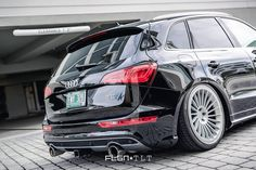 AUDI Q5 3.0T Rotiform Black Audi, Audi Rs, Car In The World, Sport, Hot Cars, Car Pictures, Cars Motorcycles, Dream Cars, Automobile