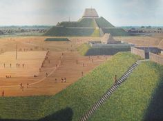 The Lost Troyville Mound Pyramid & Putwujinnini Legend 53fe2735a30d302a3d30c48040efc3a5--lost-city-ancient-city
