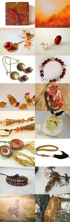 Even a Burnt Sun Softly Shines... by Laura Sultan on Etsy--Pinned with TreasuryPin.com
