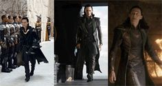"Tom Hiddleston ""Loki"" There's that walk again ..."