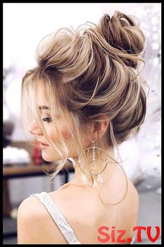 High Bun Hairstyles For Prom ❤️ Check out our photo gallery featuring the fanciest prom hairstyles for long hair. It is the right place to make the perfect choice. prom hairstyles 21 Fancy Prom Hairstyles for Long Hair High Bun Hairstyles, Prom Hairstyles For Long Hair, Bride Hairstyles, Hairstyles Haircuts, Hairstyle Ideas, Bob Hairstyle, Formal Hairstyles, Dance Hairstyles, Spring Hairstyles