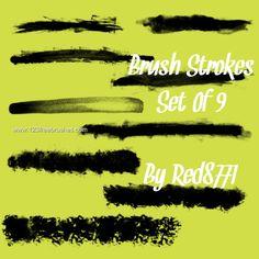Paint Brush Strokes 2 - Download  Photoshop brush https://www.123freebrushes.com/paint-brush-strokes-2-2/ , Published in #GrungeSplatter. More Free Grunge & Splatter Brushes, http://www.123freebrushes.com/free-brushes/grunge-splatter/   #123freebrushes