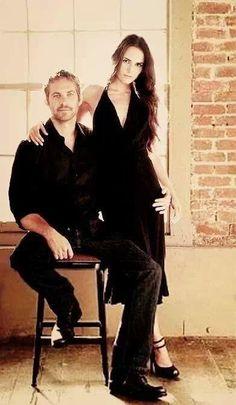 Paul Walker & Jordana Brewster