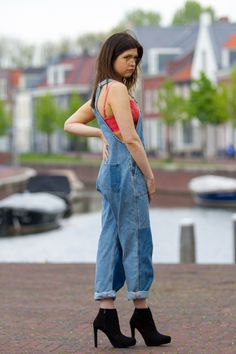Overall Obsession  I have a not-so-secret obsession with overalls, and all these 90