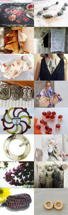 Sunday Treasures by Julie and Nyoman Sumerta on Etsy--Pinned with TreasuryPin.com