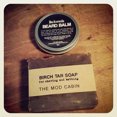 We talk to Chris from beard and skincare brand The Mod Cabin about making beard oils, growing a beard, and doing what you love. Shaving & Grooming, Beard Grooming, Beard Barber, Beard Products, Mens Soap, Beard Balm, Shaving Cream, Bath And Body, The Balm