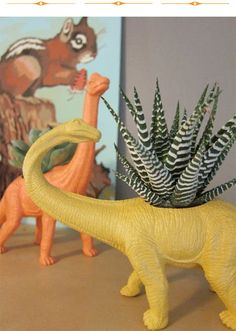plant, dinos, awesome.